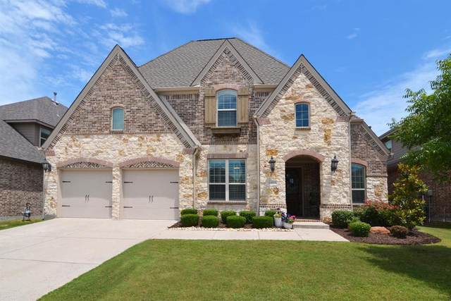 6404 Spring Wagon Drive, Mckinney, TX 75071 (MLS #14354632) :: All Cities USA Realty