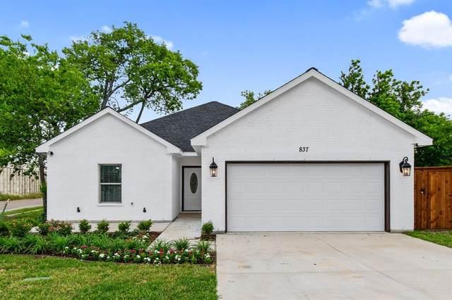 857 E Jessamine Street, Fort Worth, TX 76104 (MLS #14354679) :: Team Hodnett