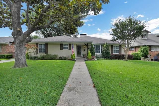 9448 Springbranch Drive, Dallas, TX 75238 (MLS #14354680) :: The Good Home Team