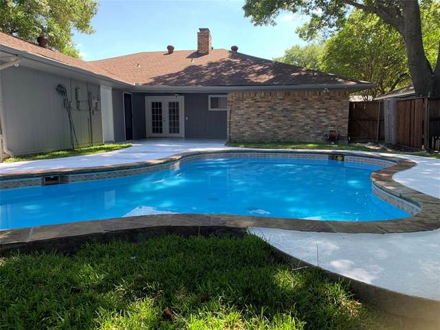 2434 Brookcrest Place, Garland, TX 75040 (MLS #14354691) :: The Hornburg Real Estate Group