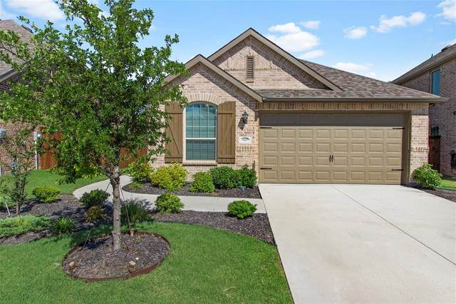 1029 Shire Drive, Aubrey, TX 76227 (MLS #14354703) :: Baldree Home Team