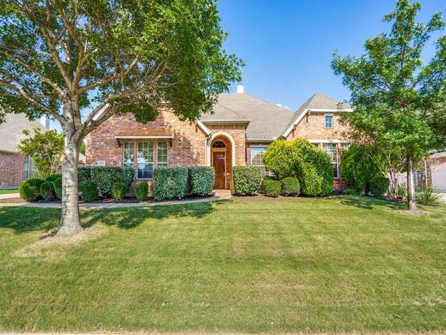 5958 Tallow Lane, Frisco, TX 75036 (MLS #14354708) :: The Rhodes Team