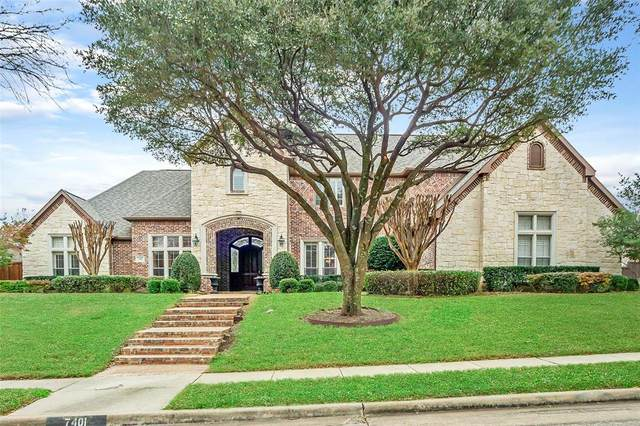 7401 Round Hill Road, Mckinney, TX 75072 (MLS #14354712) :: All Cities USA Realty