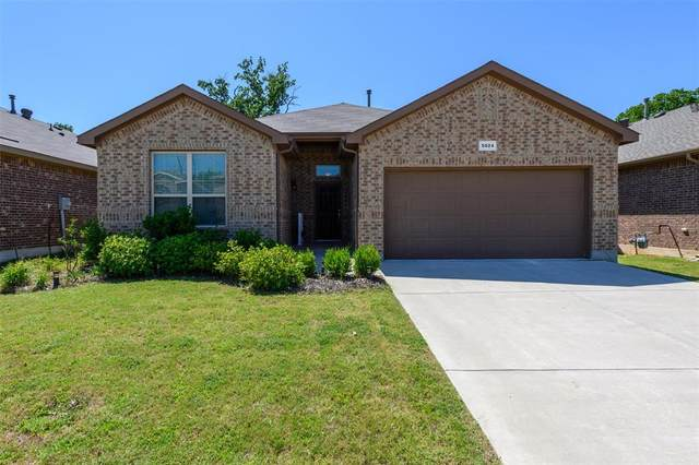 5024 Splitrock Drive, Denton, TX 76210 (MLS #14354713) :: RE/MAX Pinnacle Group REALTORS