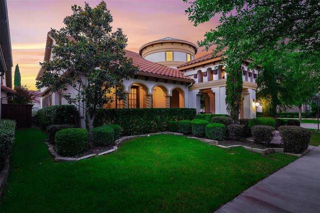 815 Valencia Boulevard, Irving, TX 75039 (MLS #14354715) :: All Cities USA Realty