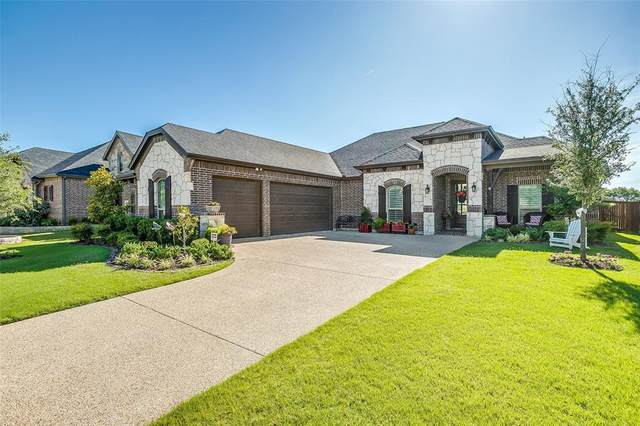 1028 Merion Drive, Fort Worth, TX 76028 (MLS #14354719) :: All Cities USA Realty