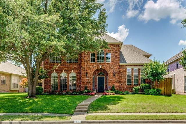 5710 Baskerville Drive, Richardson, TX 75082 (MLS #14354722) :: The Paula Jones Team | RE/MAX of Abilene