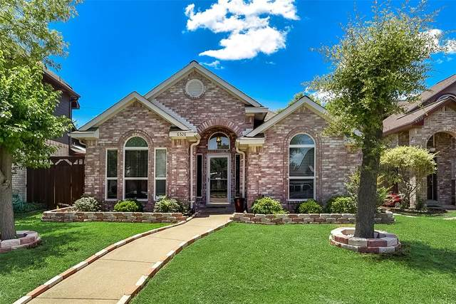 6526 Wildhaven Drive, Rowlett, TX 75089 (MLS #14354726) :: The Hornburg Real Estate Group