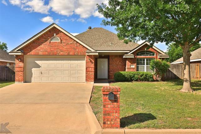 2226 Patriot Commons Road, Abilene, TX 79601 (MLS #14354729) :: Potts Realty Group