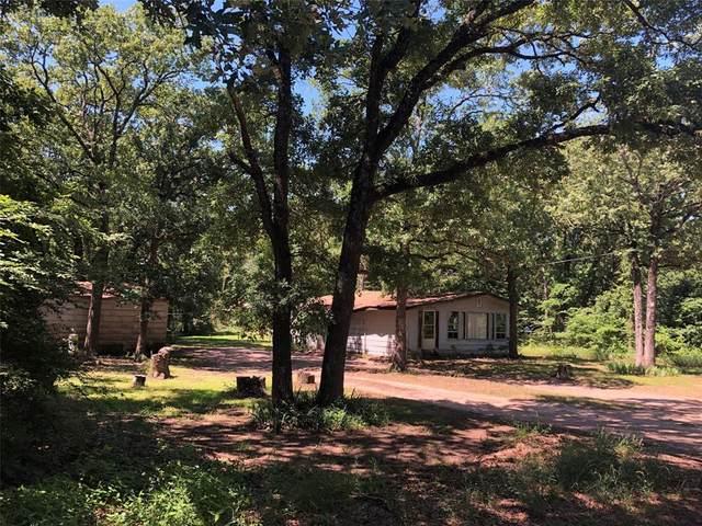 2411 Live Oak Street, Quinlan, TX 75474 (MLS #14354736) :: Justin Bassett Realty