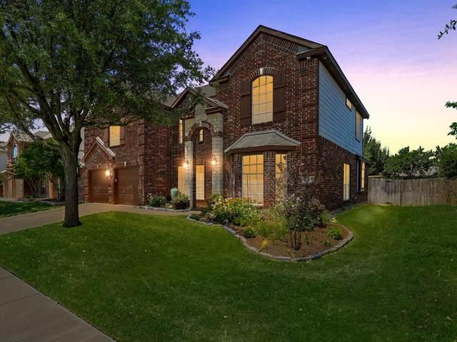11501 Pheasant Creek Drive, Fort Worth, TX 76244 (MLS #14354737) :: Tenesha Lusk Realty Group