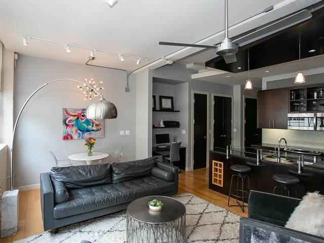 2600 W 7th Street #2428, Fort Worth, TX 76102 (MLS #14354741) :: Tenesha Lusk Realty Group