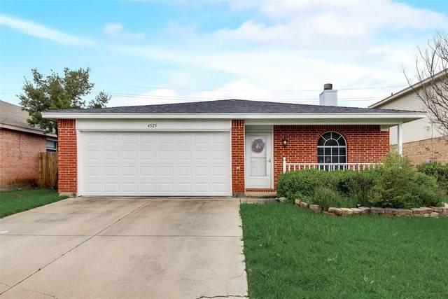 4525 Quarry Circle, Fort Worth, TX 76244 (MLS #14354745) :: Team Hodnett
