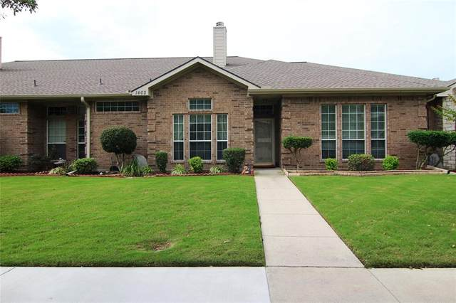 1402 Poinsettia Boulevard, Denton, TX 76208 (MLS #14354748) :: Century 21 Judge Fite Company