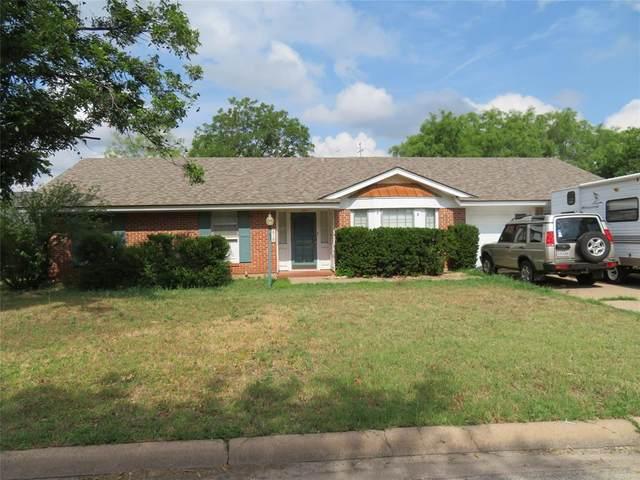 818 Avenue F, Abilene, TX 79601 (MLS #14354754) :: The Welch Team