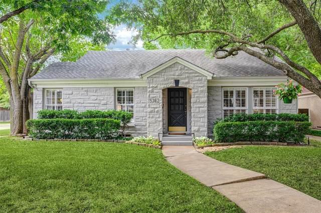 5742 Ellsworth Avenue, Dallas, TX 75206 (MLS #14354781) :: The Kimberly Davis Group