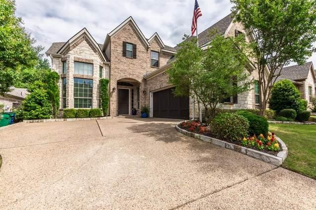 305 Turtle Creek Drive, Mckinney, TX 75072 (MLS #14354804) :: The Good Home Team