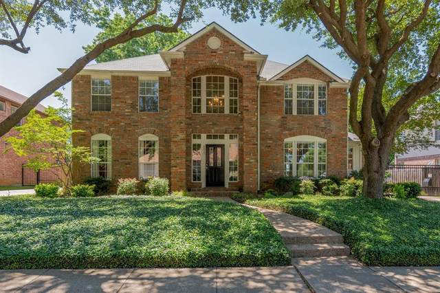 8017 Kristina Lane, North Richland Hills, TX 76182 (MLS #14354812) :: The Hornburg Real Estate Group