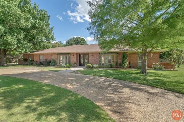 7 Stonebrook Court, Brownwood, TX 76801 (MLS #14354830) :: NewHomePrograms.com LLC