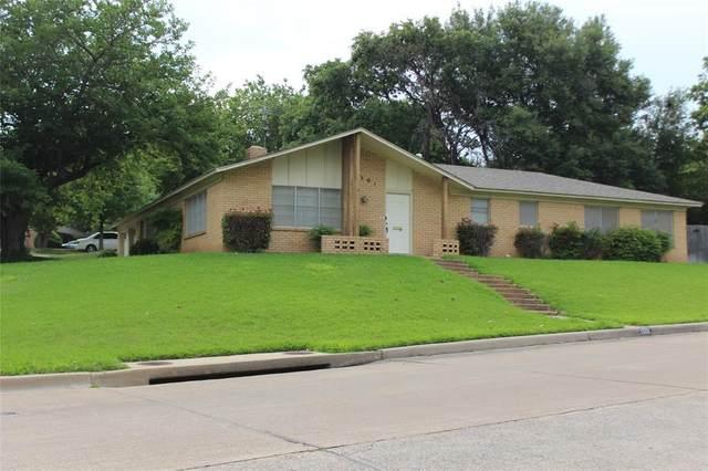 5501 Wedgmont Circle N, Fort Worth, TX 76133 (MLS #14354856) :: Keller Williams Realty