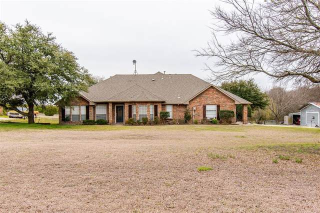 1116 County Road 339, Melissa, TX 75454 (MLS #14354867) :: All Cities USA Realty