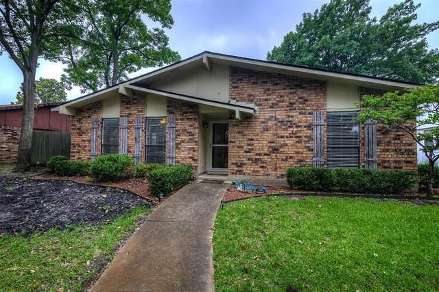 2701 Emberwood Drive, Garland, TX 75043 (MLS #14354874) :: The Hornburg Real Estate Group