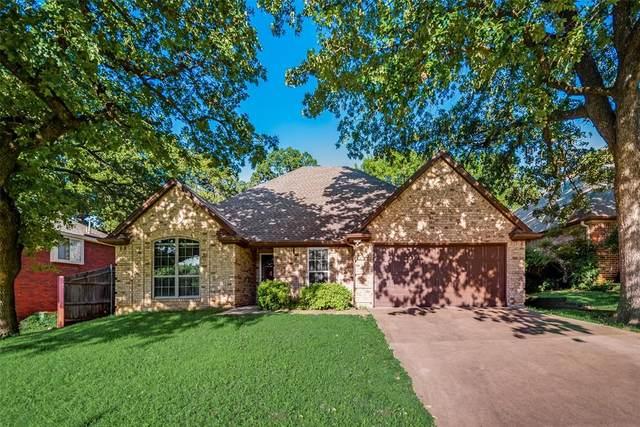 4339 Greenwood Lane, Grapevine, TX 76051 (MLS #14354879) :: Post Oak Realty