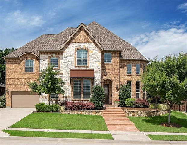 2809 Merryglen Lane, Flower Mound, TX 75022 (MLS #14354888) :: HergGroup Dallas-Fort Worth