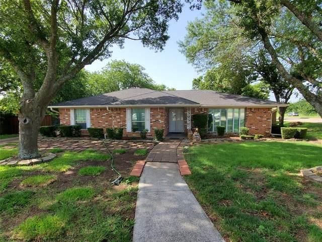 102 Bailey Drive, Desoto, TX 75115 (MLS #14354918) :: The Tierny Jordan Network