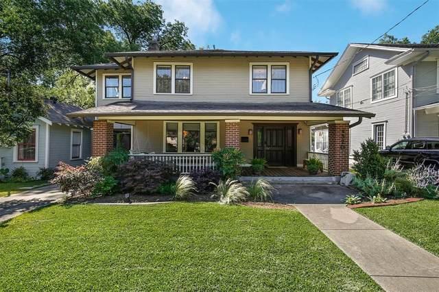 4520 Junius Street, Dallas, TX 75246 (MLS #14354942) :: Baldree Home Team