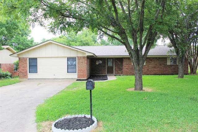 253 Davis Avenue, Stephenville, TX 76401 (MLS #14354970) :: Tenesha Lusk Realty Group