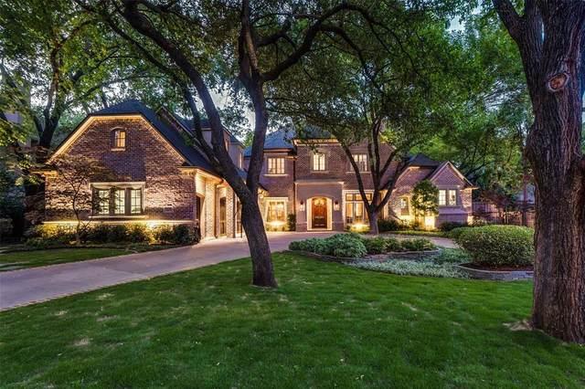 6715 Waggoner Drive, Dallas, TX 75230 (MLS #14354976) :: Robbins Real Estate Group