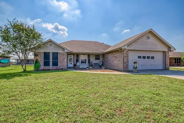 410 Lakeside Drive, Tioga, TX 76271 (MLS #14354981) :: Team Hodnett