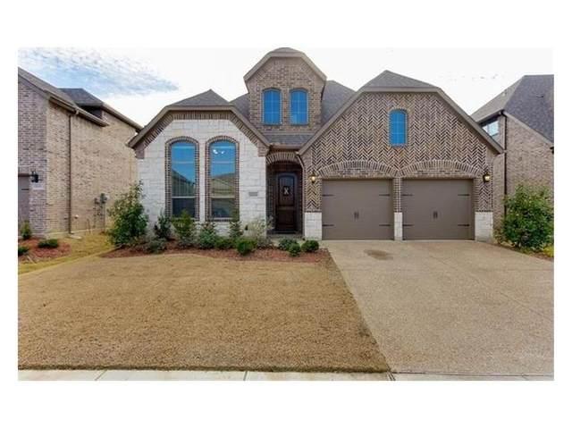 16516 Amistad Avenue, Prosper, TX 75078 (MLS #14355014) :: Tenesha Lusk Realty Group