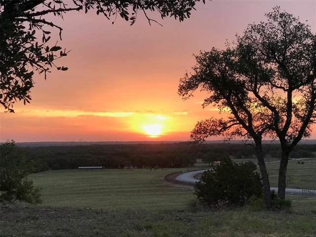 Lot 27 Aviara Ridge, Poolville, TX 76487 (MLS #14355033) :: The Hornburg Real Estate Group