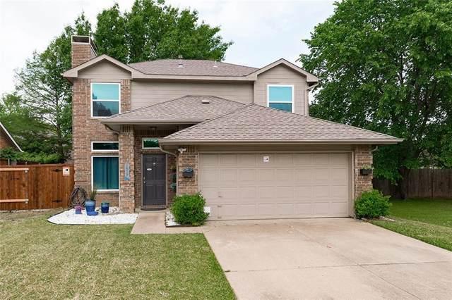 1517 Bennington Court, Grapevine, TX 76051 (MLS #14355051) :: The Chad Smith Team