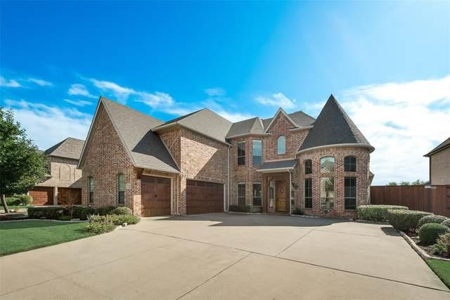 3405 Shaddock Creek Lane, Frisco, TX 75033 (MLS #14355053) :: Tenesha Lusk Realty Group