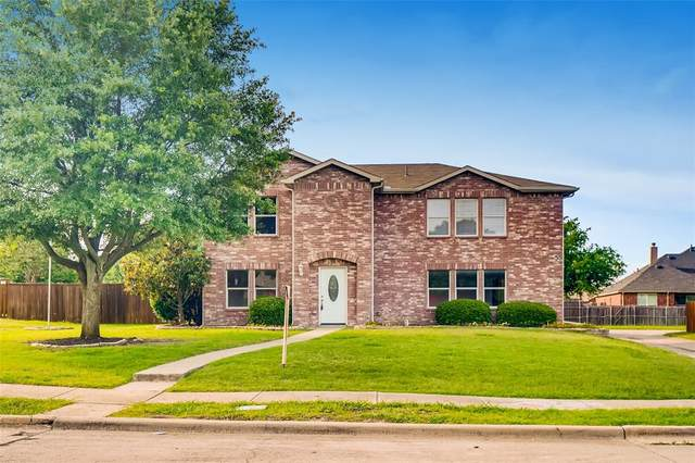 1220 Anchor Drive, Wylie, TX 75098 (MLS #14355058) :: RE/MAX Landmark