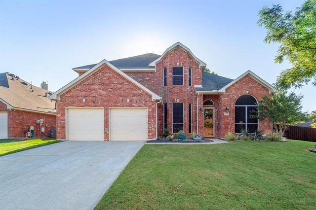 2632 Peachleaf Lane, Flower Mound, TX 75028 (MLS #14355094) :: HergGroup Dallas-Fort Worth