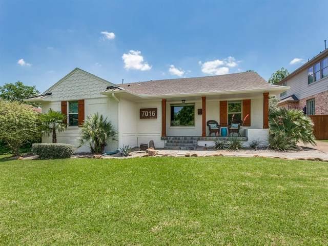 7016 Irongate Lane, Dallas, TX 75214 (MLS #14355105) :: The Kimberly Davis Group