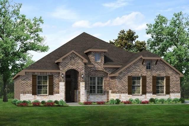 1028 Pebblegate Drive, Weatherford, TX 76085 (MLS #14355109) :: Justin Bassett Realty