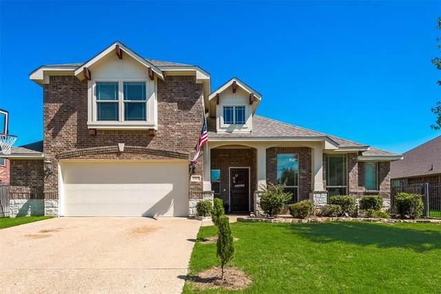 4305 Stonebriar Trail, Mansfield, TX 76063 (MLS #14355125) :: Tenesha Lusk Realty Group
