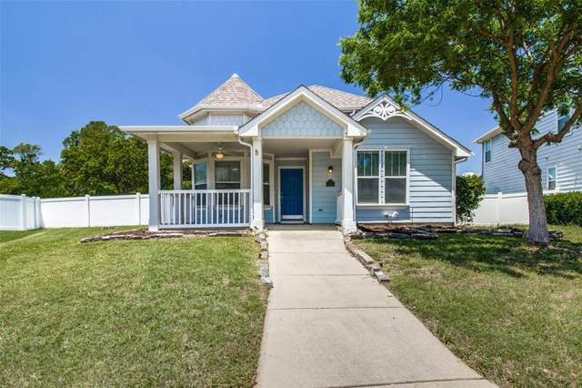 855 Post Oak Place, Providence Village, TX 76227 (MLS #14355139) :: Baldree Home Team