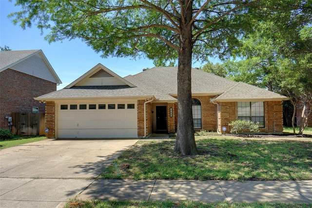 3312 Willow Creek Way, Bedford, TX 76021 (MLS #14355142) :: The Chad Smith Team