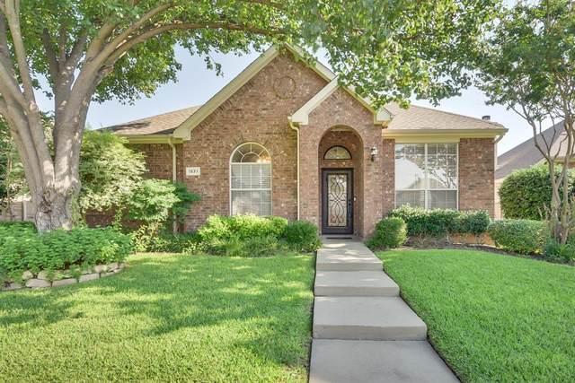 1531 Broadmoor Drive, Allen, TX 75002 (MLS #14355144) :: Tenesha Lusk Realty Group