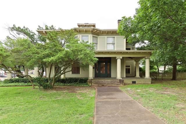 803 W Nash Street, Terrell, TX 75160 (MLS #14355145) :: Tenesha Lusk Realty Group