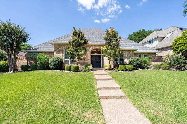 5309 Channel Isle Drive, Plano, TX 75093 (MLS #14355155) :: The Chad Smith Team