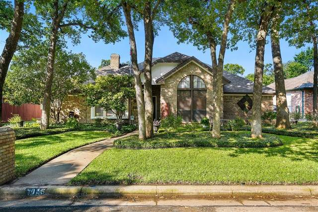 1916 Mill Run Drive, Arlington, TX 76006 (MLS #14355159) :: The Mitchell Group