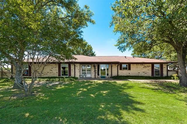 14563 Fm 1392, Terrell, TX 75160 (MLS #14355181) :: Tenesha Lusk Realty Group