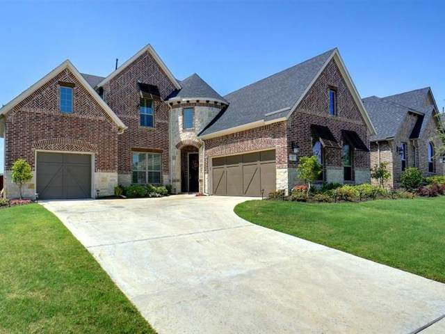 307 Dominion Drive, Wylie, TX 76095 (MLS #14355185) :: Real Estate By Design